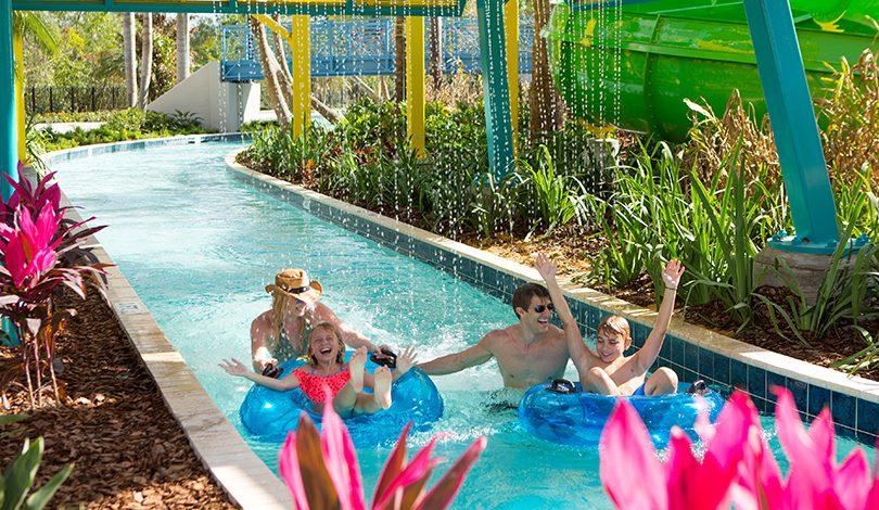 Piscina no The Grove Resort