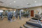 Sala de ginástica do Resort Windsor at Westside